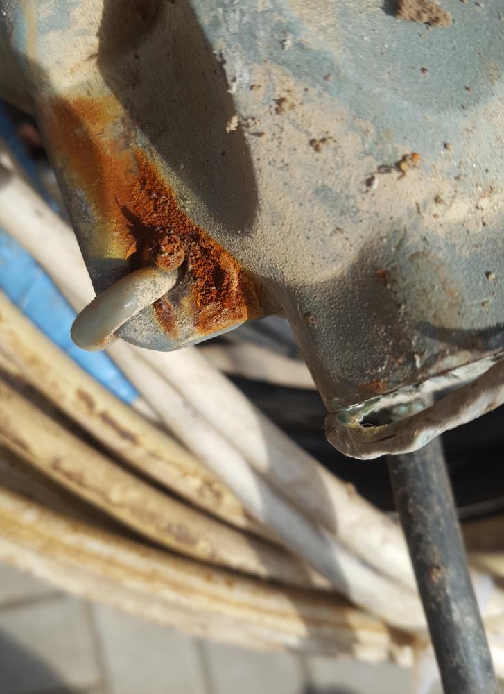 Последствия неправильной эксплуатации оцинкованного троса